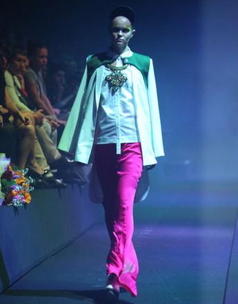 Mercedes-Benz Fashion Week: коллекция BEssArion весна-лето 2013