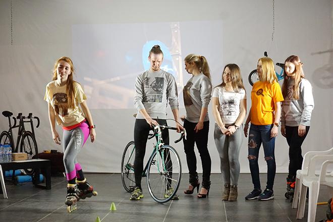 коллекция для велосипедистов от Татьяны Сулиминой