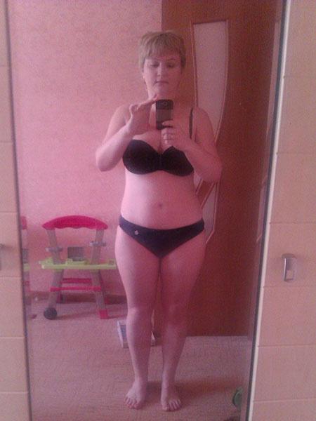 Похудение – до и после