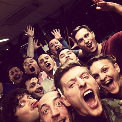 Comedy Club в Сочи: Павел Воля с коллегами