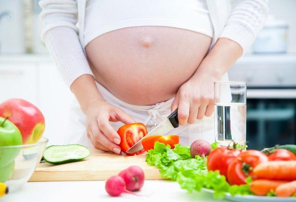 Правильное питание беременной