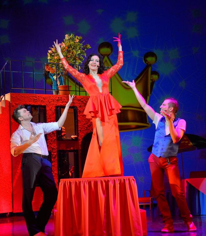 Иркутский музыкальный театр признан лучшим театром России