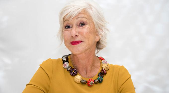 Хелен Миррен: «Я не забочусь о последствиях»