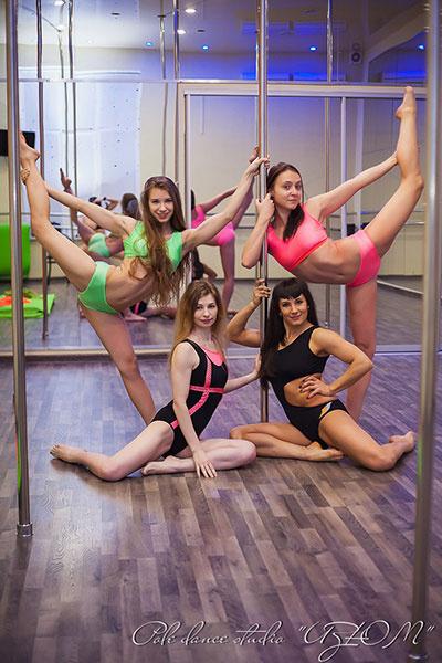 pole dance в Саратове