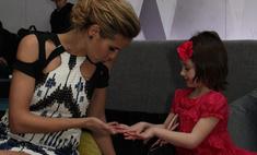 Пятилетняя девочка стала главным модным обозревателем на Неделе моды в Нью-Йорке