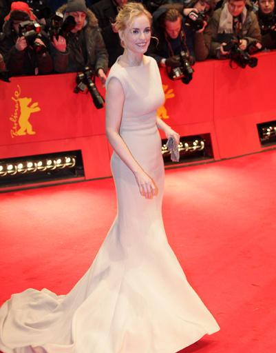 """Нина Хосс (Nina Hoss) на премьере фильма """"Прощай, моя королева"""""""