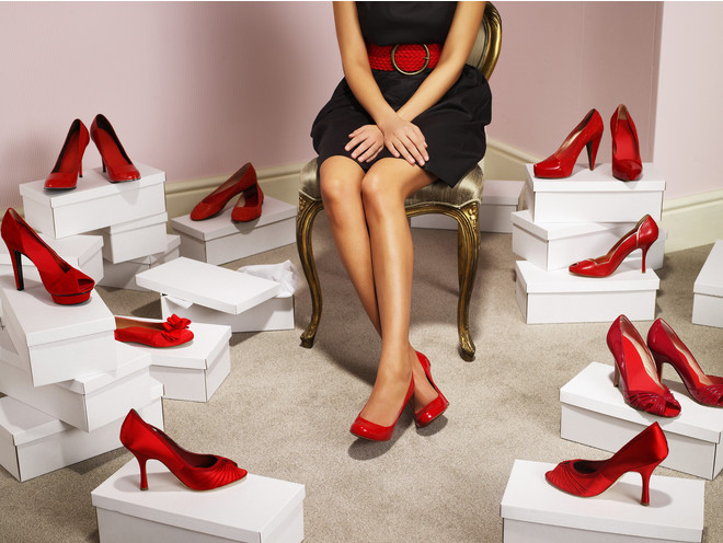 Красивая и удобная обувь