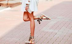 11  пар самых красивых сандалий
