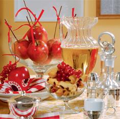 Чем украсить праздничный стол: 8 идей