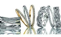 Pandora представила новую коллекцию колец