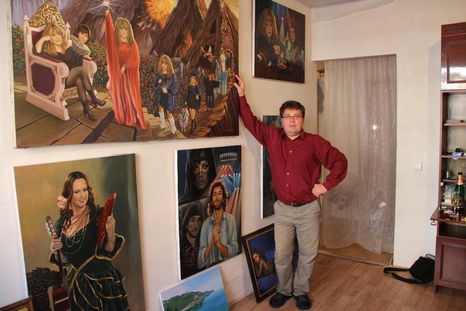 Валерий Фетисов