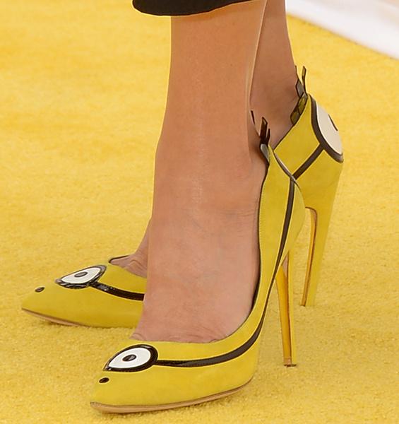 Туфли-миньоны