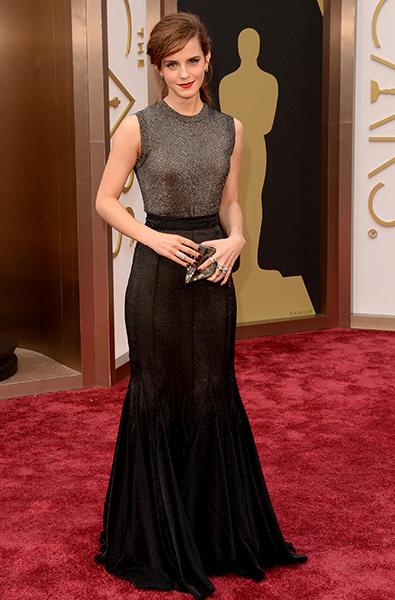 """Эмма Уотсон на """"Оскаре""""-2014"""