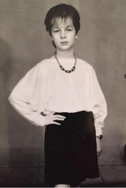 Алена Костерина, ведущая («Полезный вечер», «41-Домашний»), фото
