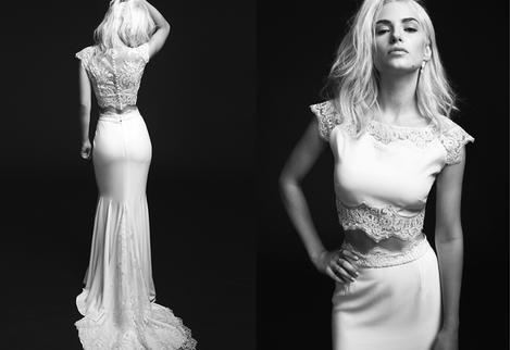 ЗАМУЖ НЕВТЕРПЕЖ: 10 самых красивых свадебных коллекций сезона | галерея [4] фото [3]
