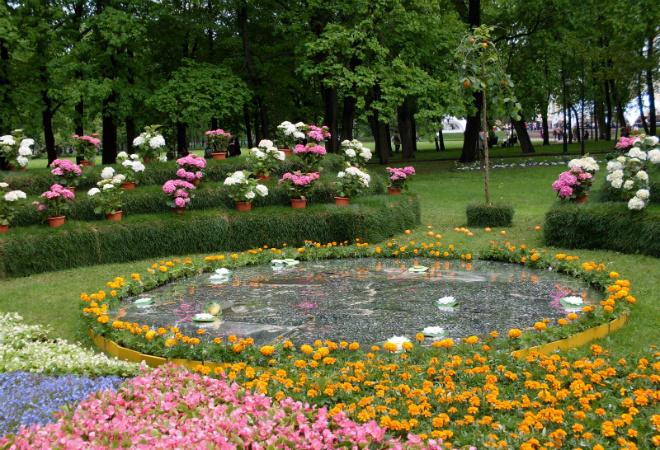 Фестиваль ландшафтного дизайна «Императорские сады России»
