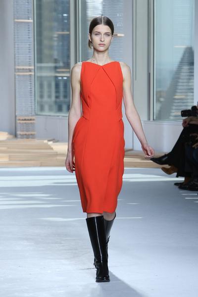 Неделя моды в Нью-Йорке: 18 февраля   галерея [1] фото [4]
