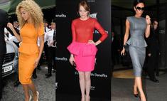 Выбор звезд: платье-феномен