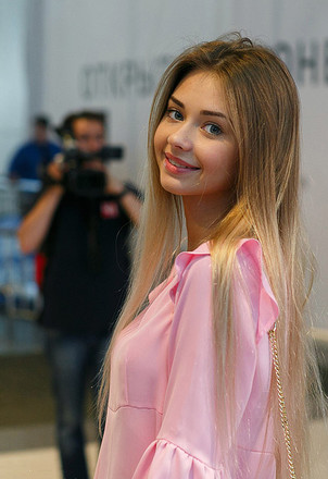 "Полина Костюк, участница конкурса ""Мисс Екатеринбург 2017"", фото"