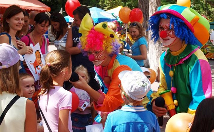 Фестиваль детского творчества в Ростове, развлекательная программа, грим, флористика, мастер-классы, отдых с детьми, афиша ростова