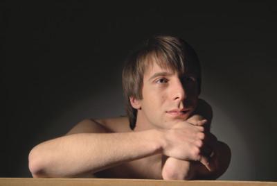 Михаил Зеленский, ведущий теленовостей