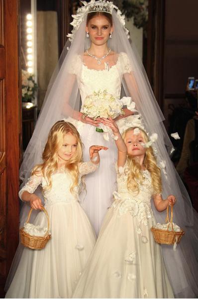 Фото свадебные платья валентина юдашкина