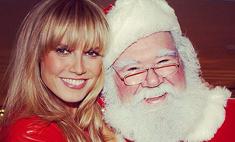 Рождество-2013: как звезды отметили праздник