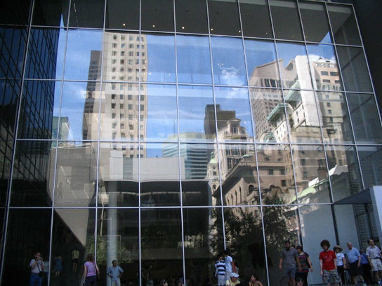 Музей современного искусства в Нью-Йорке