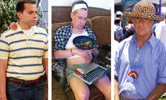 «Беременный таракан»: худые мужчины-звезды с пивными животами