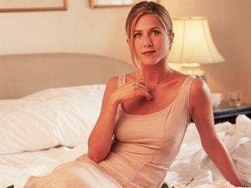 Дженнифер Энистон (Jennifer Aniston) уходит в отпуск