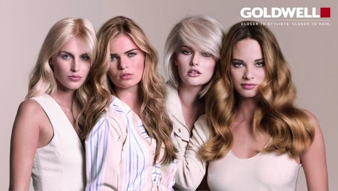 Сервис для окрашивания волос We Love Blonde