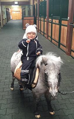 Сын Яны Рудковской и Евгения Плющенко