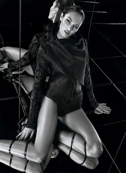 Кэндис Свейнпол снялась в новой рекламной кампании Osmoze   галерея [1] фото [7]