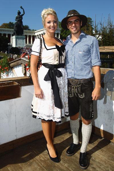 Филипп Лам и Клаудия Шаттенберг, 2011 год
