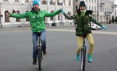 «Удивительная Казань»: 28 километров на велосипедах