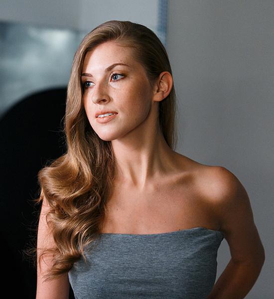 Ксения Евдокимова, участница конкурса «Мисс Екатеринбург – 2016», фото