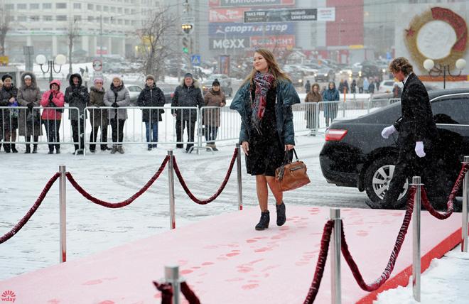 кинофестиваль Золотой витязь в Перми
