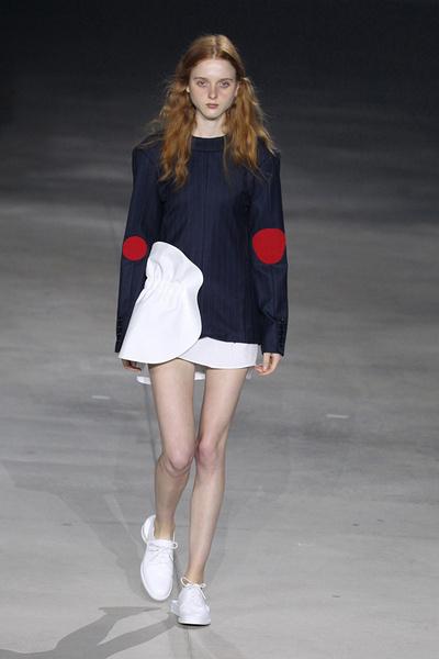 Неделя моды в Париже: день первый | галерея [3] фото [5]