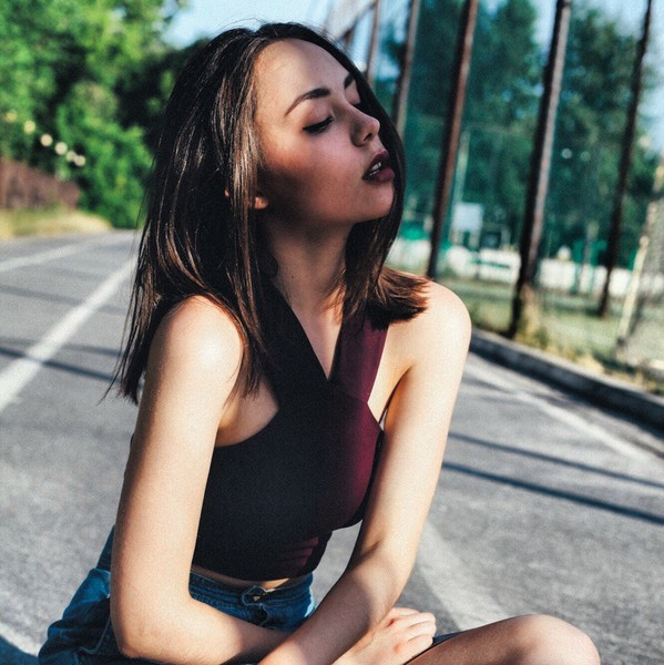 Яна Басалаева тюменская модель советы красоты и стиля