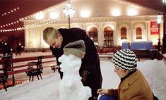 На следующей неделе в Москву придет холодная зима
