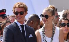 Принц Монако женился на журналистке