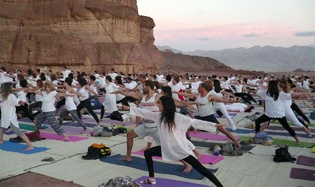 Йога-фестиваль