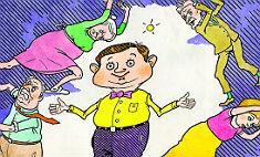 Взгляд Ольги Бакушинской: нетрудолюбивые дети