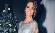 Глюк'oZa вышла в свет в платье за 250 тысяч рублей