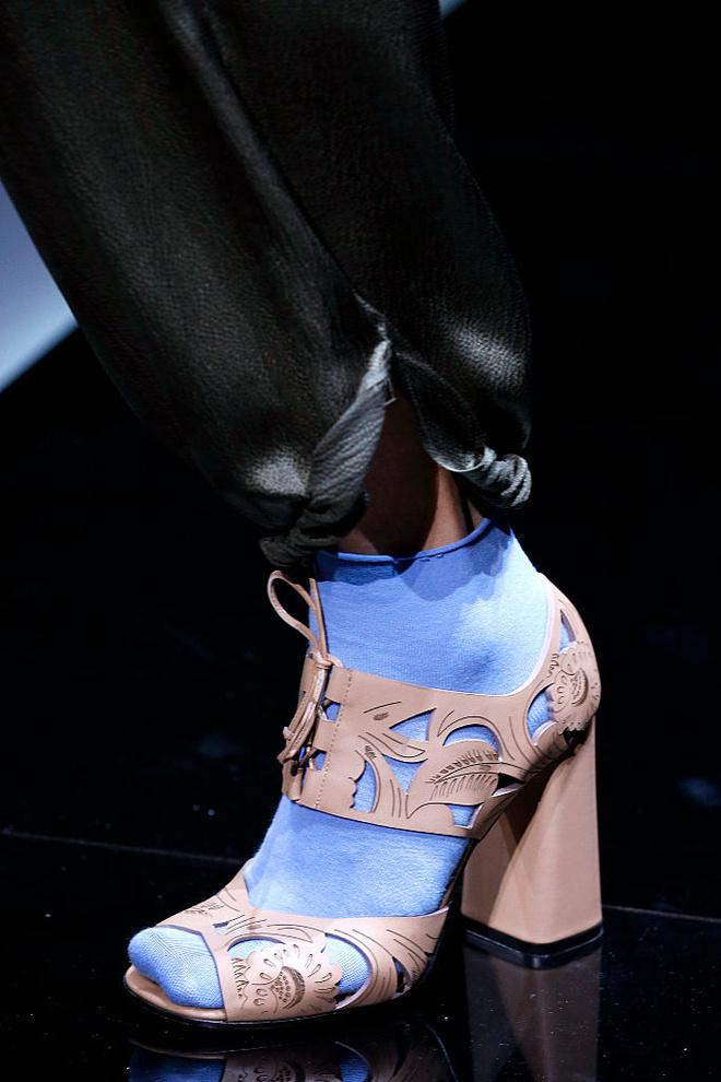 как подобрать носки к брюкам и туфлям