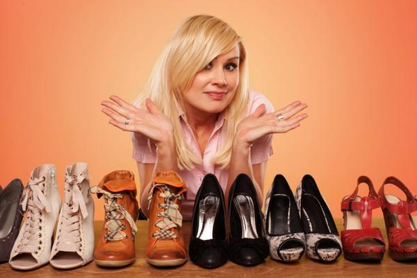 Выбор обуви для проблемных ног