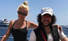 «Мы трезвые!»: Киркоров и Рудковская ответили хейтерам танцами на яхте