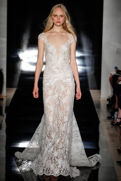 Лучшие коллекции Недели свадебной моды   галерея [8] фото [6]