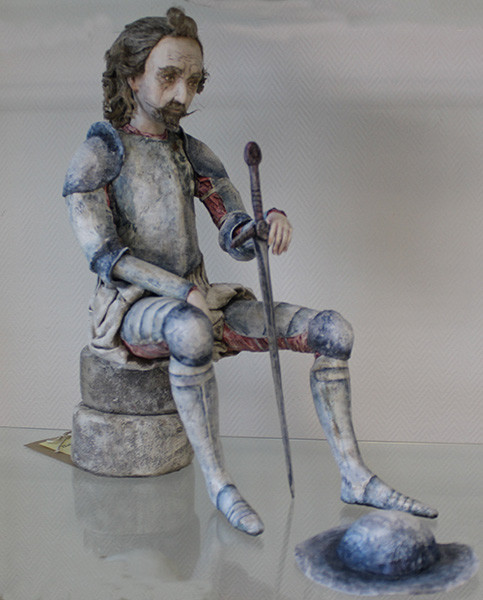 Юлия Косынина, Выставка «Тайна кукольного шкафа», фото