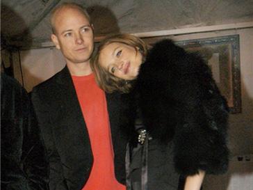 Пока еще счастливые Наталья Водянова и Джастин Портман